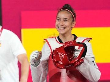 Adriana Cerezo, medallista olímpica