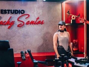 Rosalía, en una imagen promocional de la entrevista