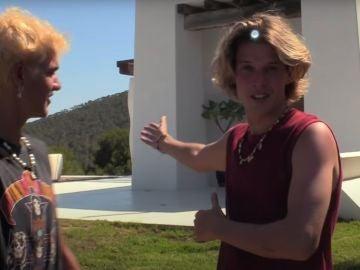 Biel Juste y Joan Margarit, los creadores de la Twojeys Villa