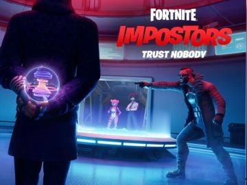 Impostors, el nuevo modo de Fortnite