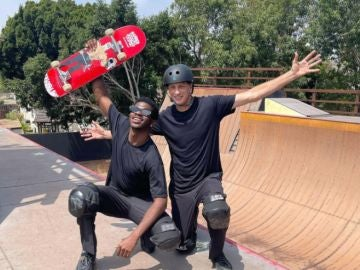 Lil Nas y Tony Hawk, de bromas en TikTok