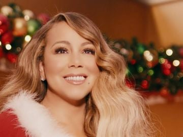 Mariah Carey en All I Want For Christmas Is You