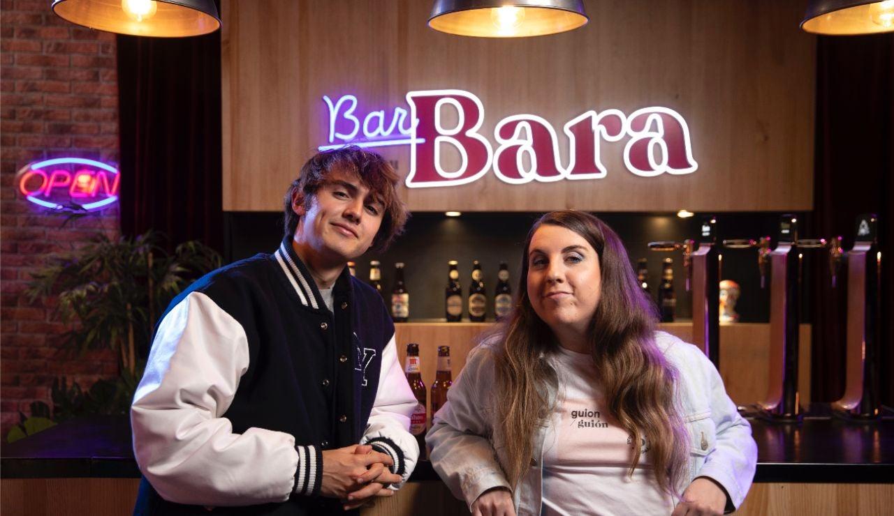 PabloGShow junto a Carolina Iglesias